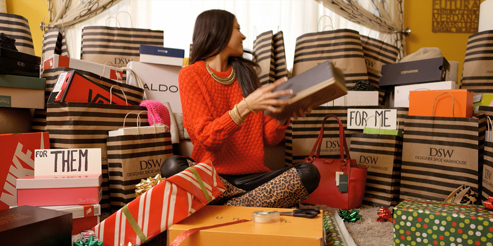 DSW   |   HOLIDAY VIDEOS