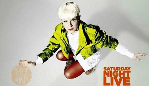 Robyn Performance on SNL