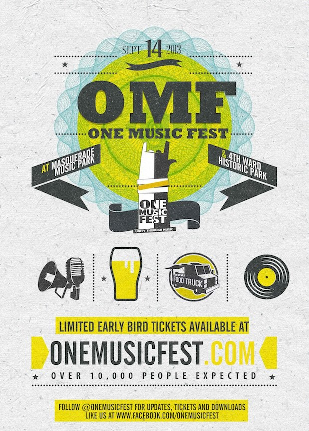One Music Fest 2013