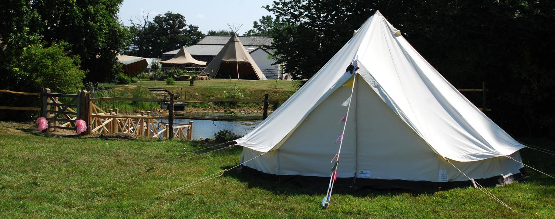 Camping Wedding Venue Hire In Sussex Wootton Farm Estate
