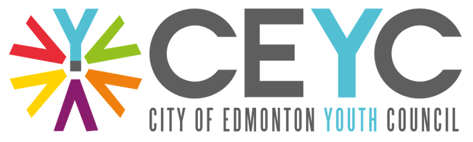 The City of Edmonton Youth Council (CEYC) represents the views, perspectives, and aspirations of Edmontonians ages 13-23 to City Council. Over the course of a year, CEYC puts on events and initiatives geared towards enhancing the lives of young Edmontonians.