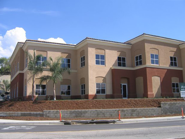 Ford St Redlands Office Building
