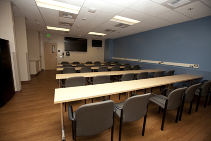 Cedars Sinai Medical Center Safety Officer Renovation