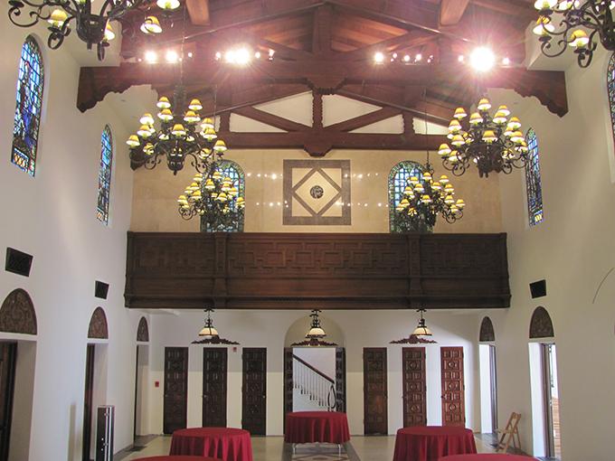 Rezek Centre Remodel-Old St. Bernardines Convent