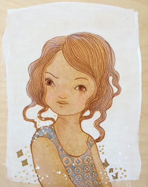Girl # 1 SOLD