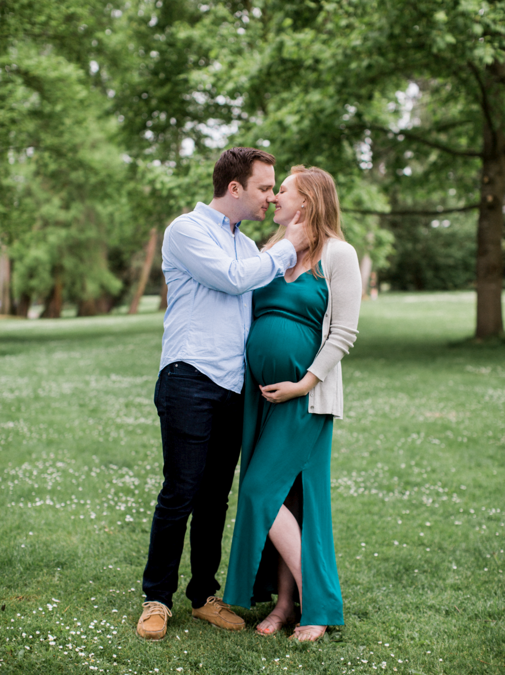 green lake seattle washington maternity portraits 02