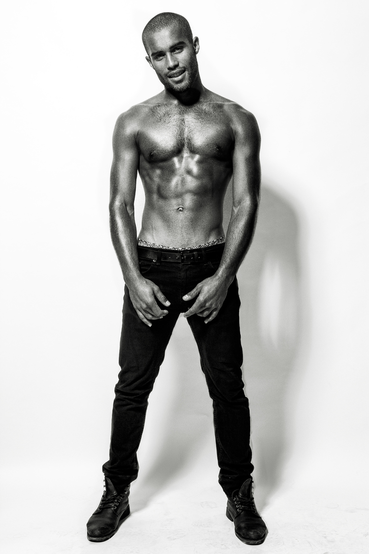 Jamahl Thompson by Maximilian Rivera