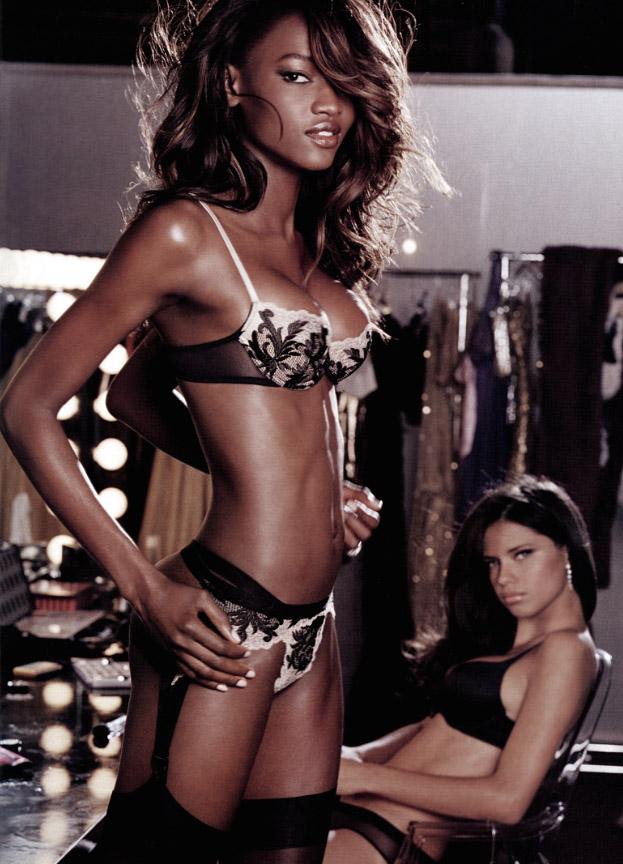 Victoria's Secret campaign