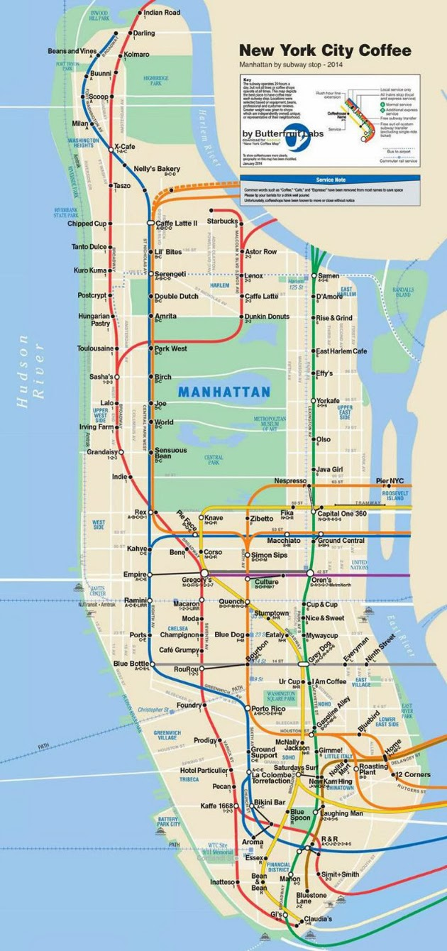 Map via Gothamist by Butterfruit Labs