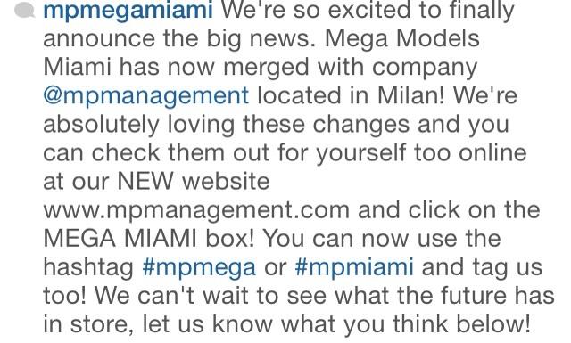 Photos courtesy of  MP Mega Miami's Instagram