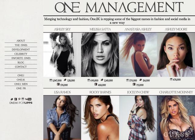 ONE.1K's website