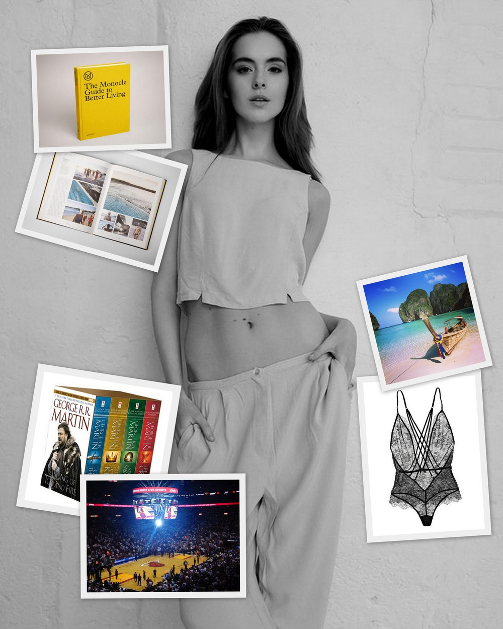 Original image of Natalia by Stefan Kolesnikowicz
