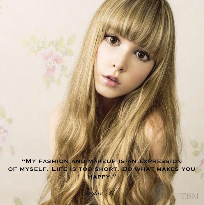 Original image of Taylor R shot by CrazyRouge |  LoveTaylor.com