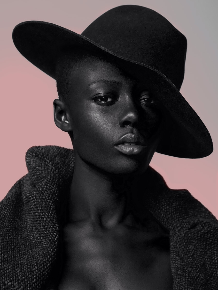 Badu at  Ciotti Models  by  Maxime Bocken  |  Source