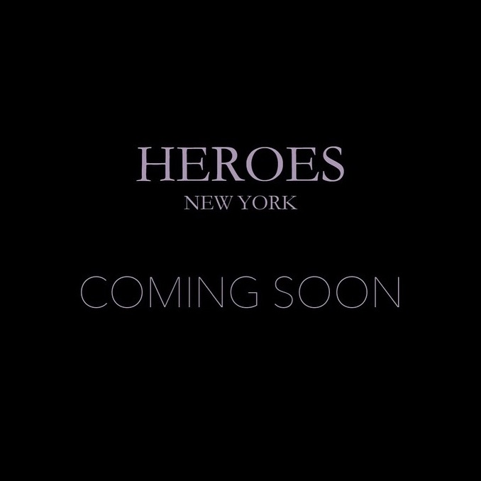 Heroes New York | Fashioncopious
