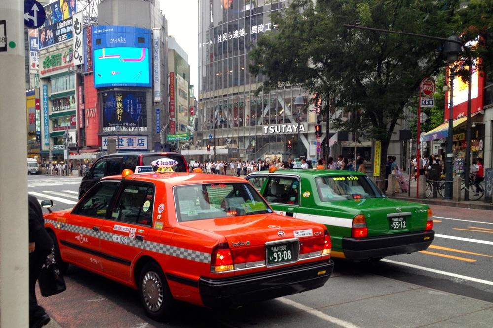 Shibuya Crossing | Andrea