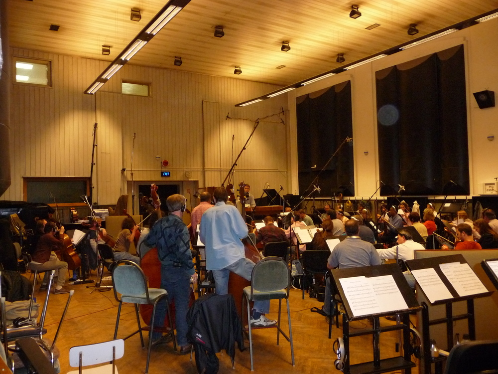 Prague, Recording with City of Prague Orchestra