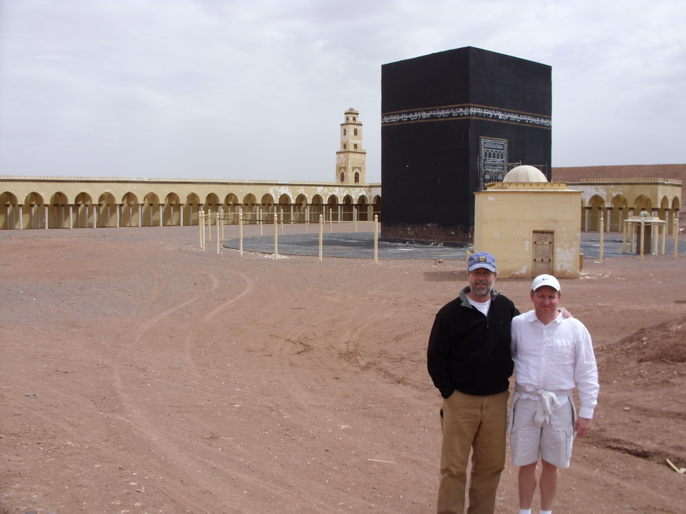 Bryce and Bruce Neibaur on Morocco Set for Journey to Mecca