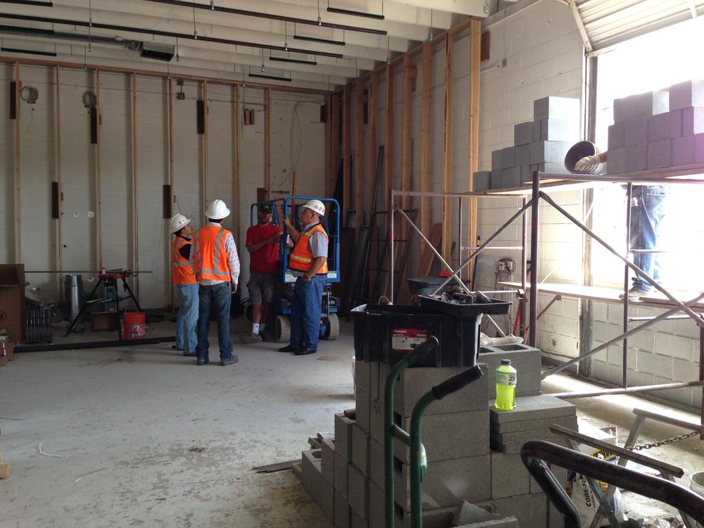 Construction Studio TEN05
