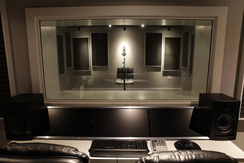 Studio TEN05 Control Room