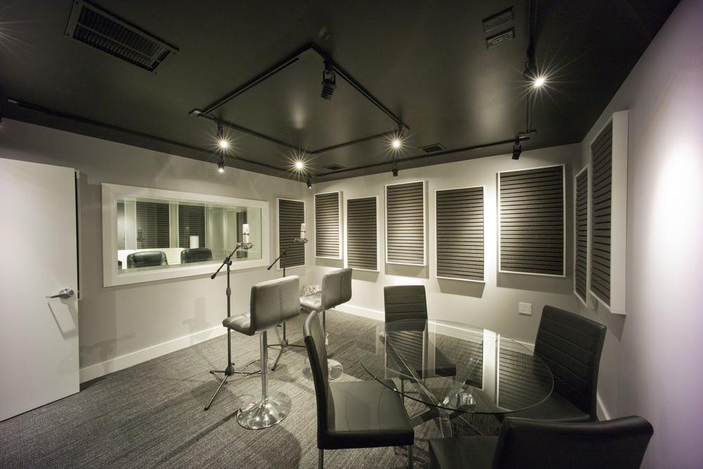 Recording Studio at Studio TEN05