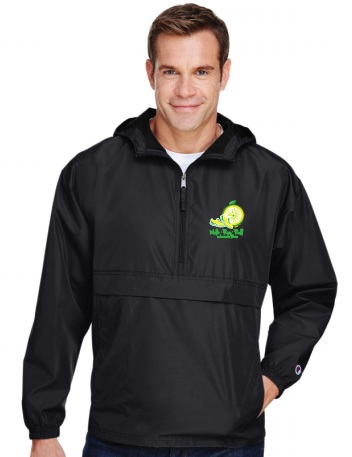 Fundraising incentive – Make Lemon Aide windbreaker