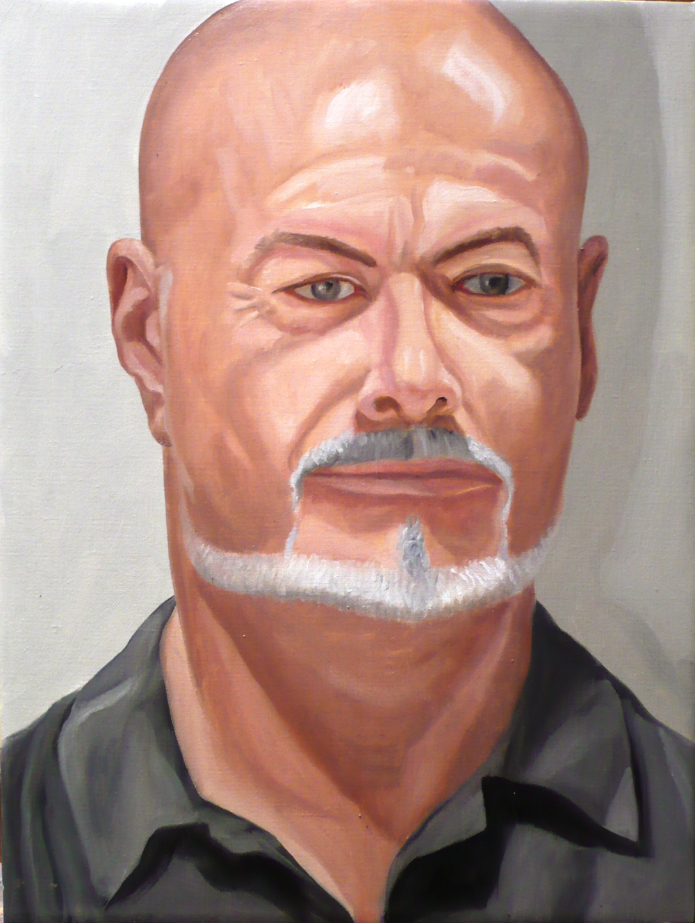 Don McDermot , 2010 Oil on canvas 18 x 24 in