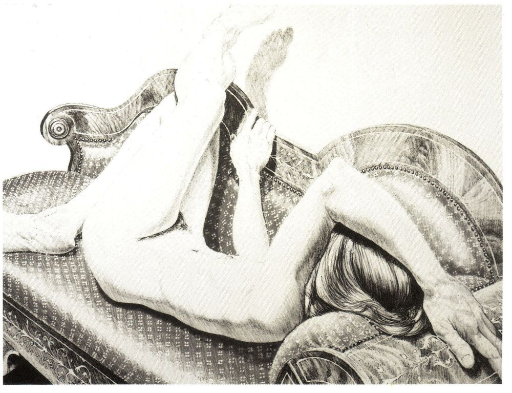 1978, Nude on Chaise, Lithograph.jpg