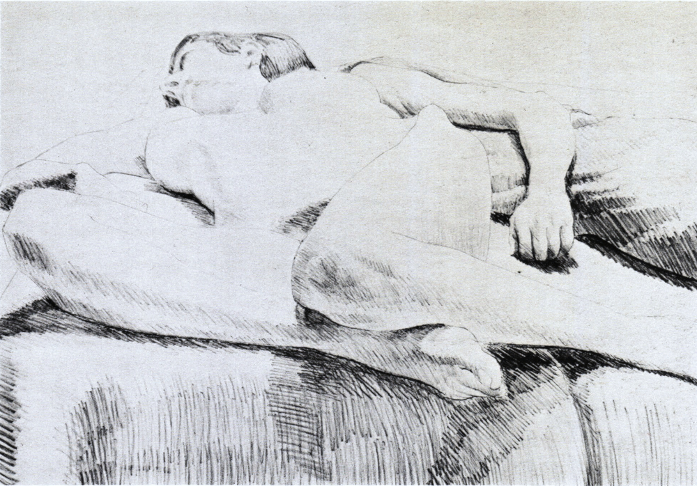 1968, Knees Front, Lithograph, 46x64.3 cent.jpg