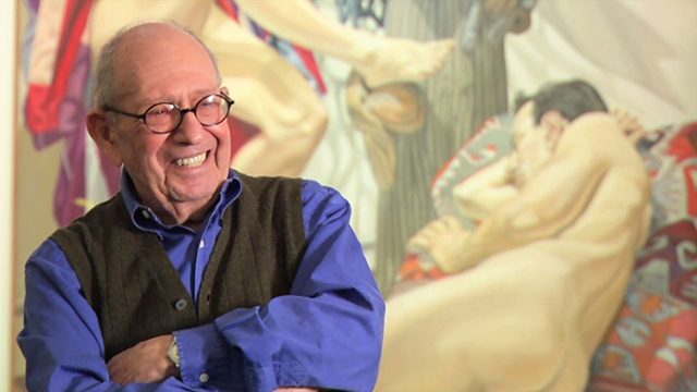 WEDU Video 109: Painter Philip Pearlstein Premiere Date: May 02, 2013 | 06:28 Celebrated painter Philip Pearlstein discusses his 75-year career during an exhibit at The Museum of Art in St. Pete.