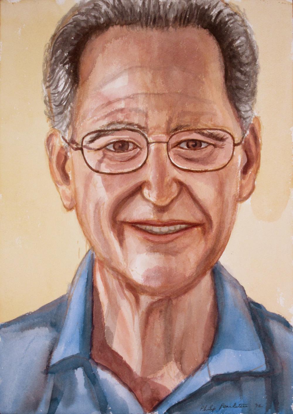 Michael Tenner , 2012 Watercolor 16.125 x 20.125 in