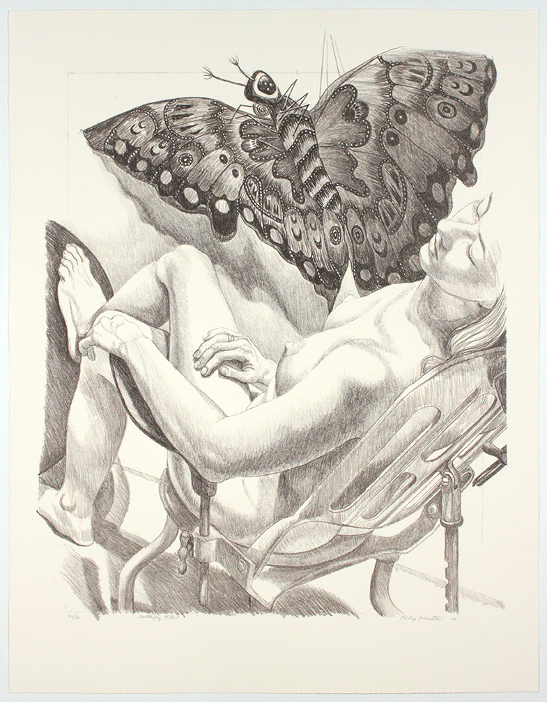 Butterfly Kite II , 2006 Photolithograph 36.75 x 28.5 in