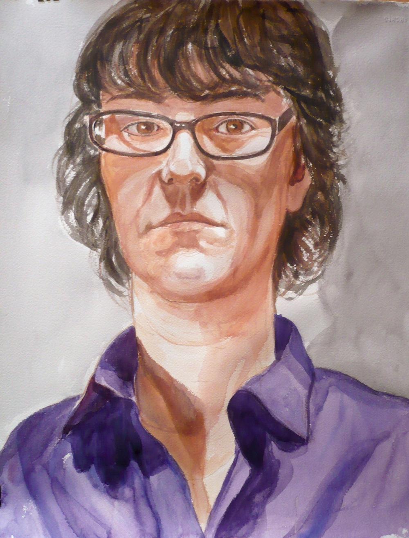 Aimee McElroy , 2008 Watercolor