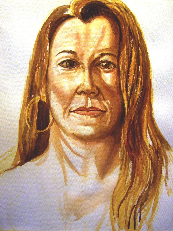 Joni Danaher , 2006 Watercolor