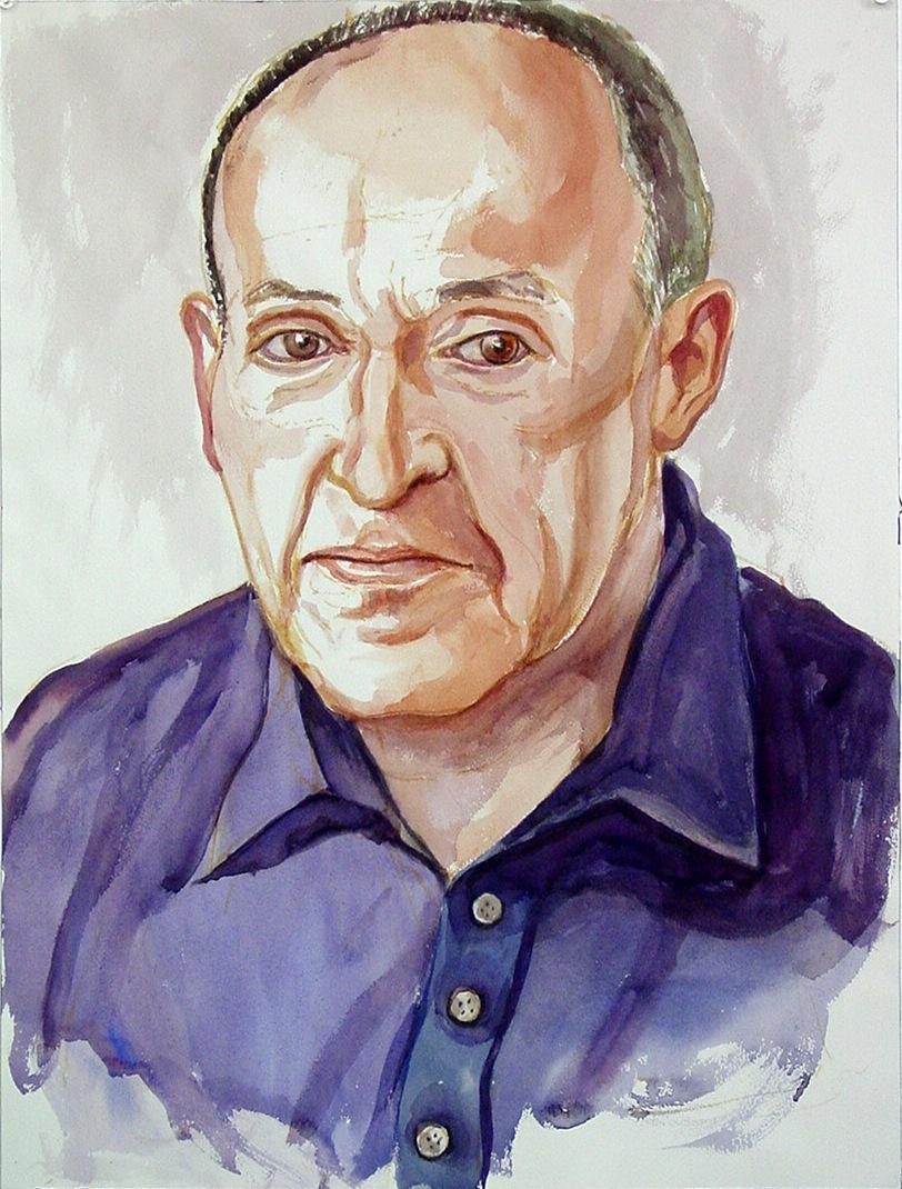 Joe Margolis , 2005 Watercolor