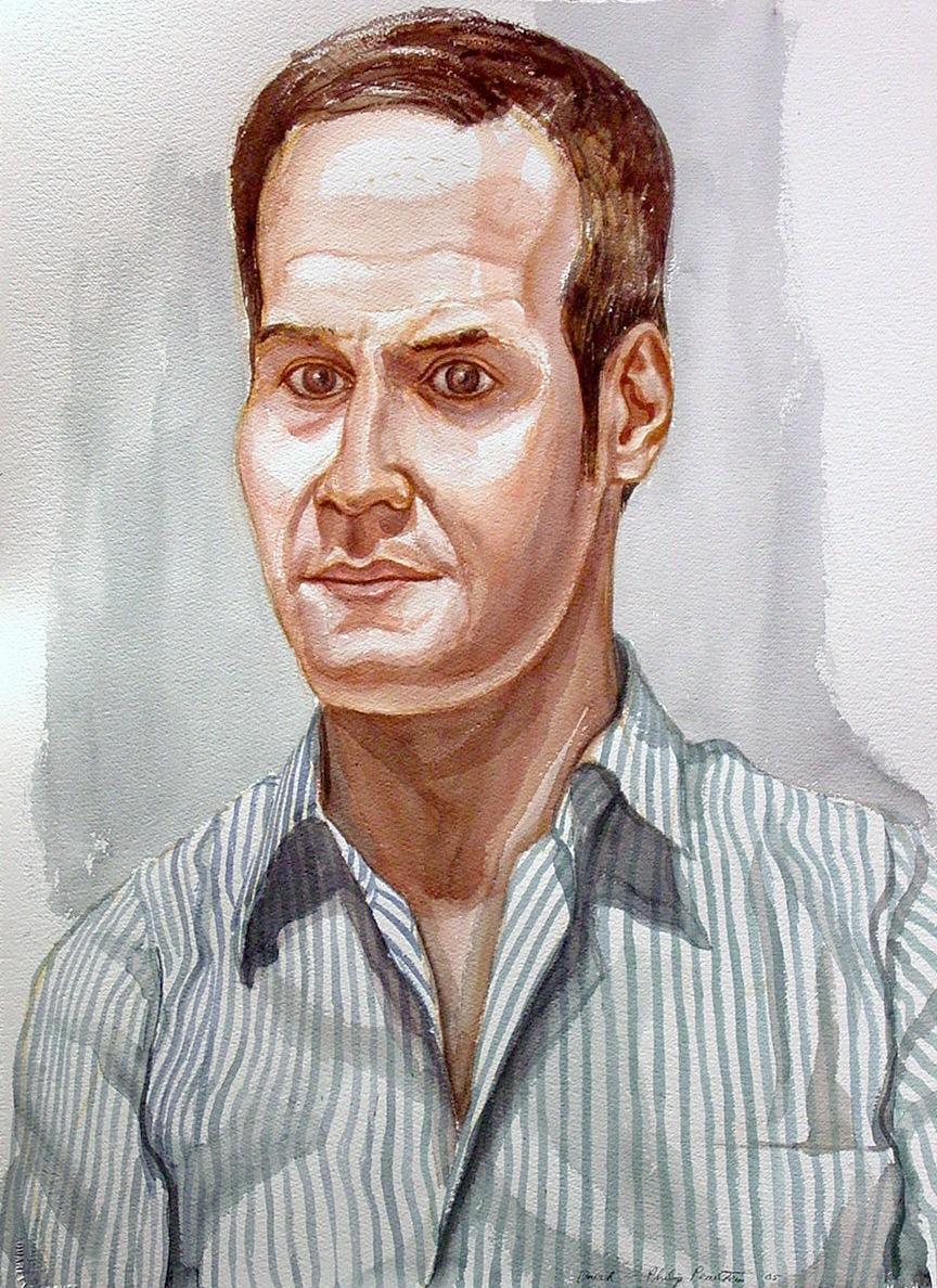 David Reese , 2005 Watercolor