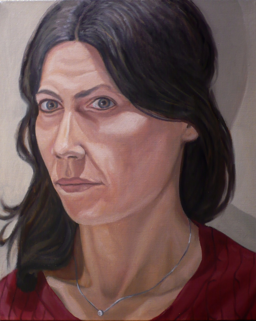 Jamie MacKenzie , 2008 Oil on canvas