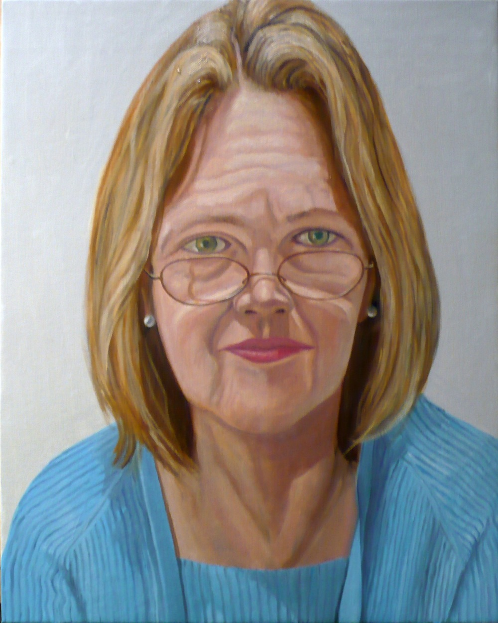 Betty Cuningham , 2008 Oil on canvas