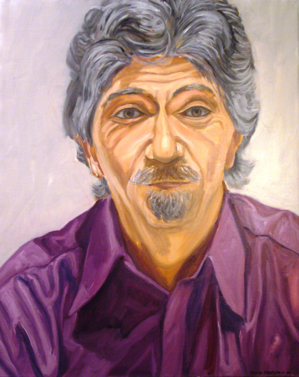 Alan Farancz , 2006 Oil on canvas