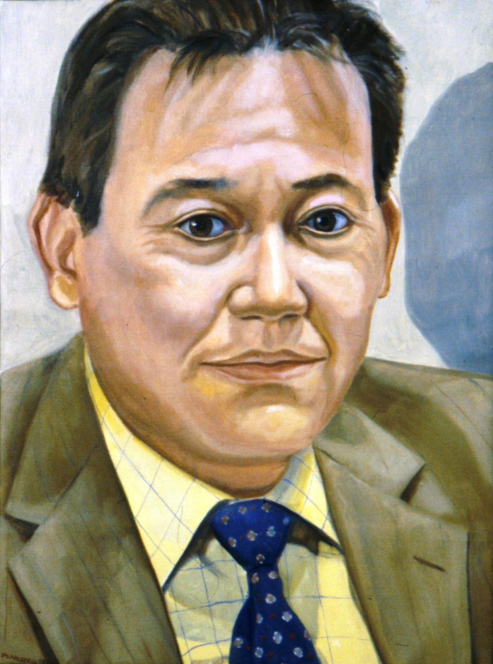 Carlos Picon , 2003 Oil on canvas