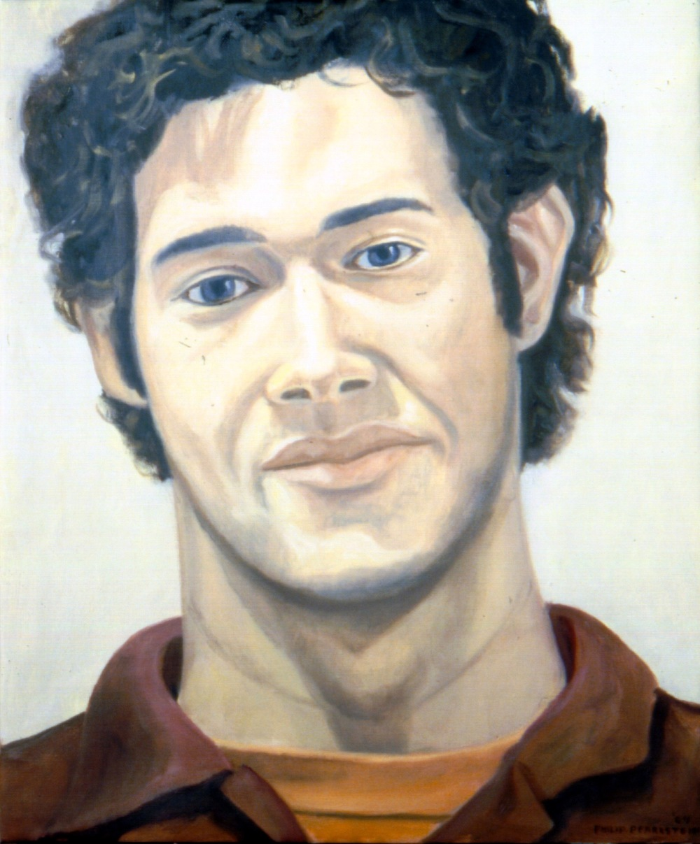 Rafeal Diaz-Tushnan , 2002 Oil on canvas