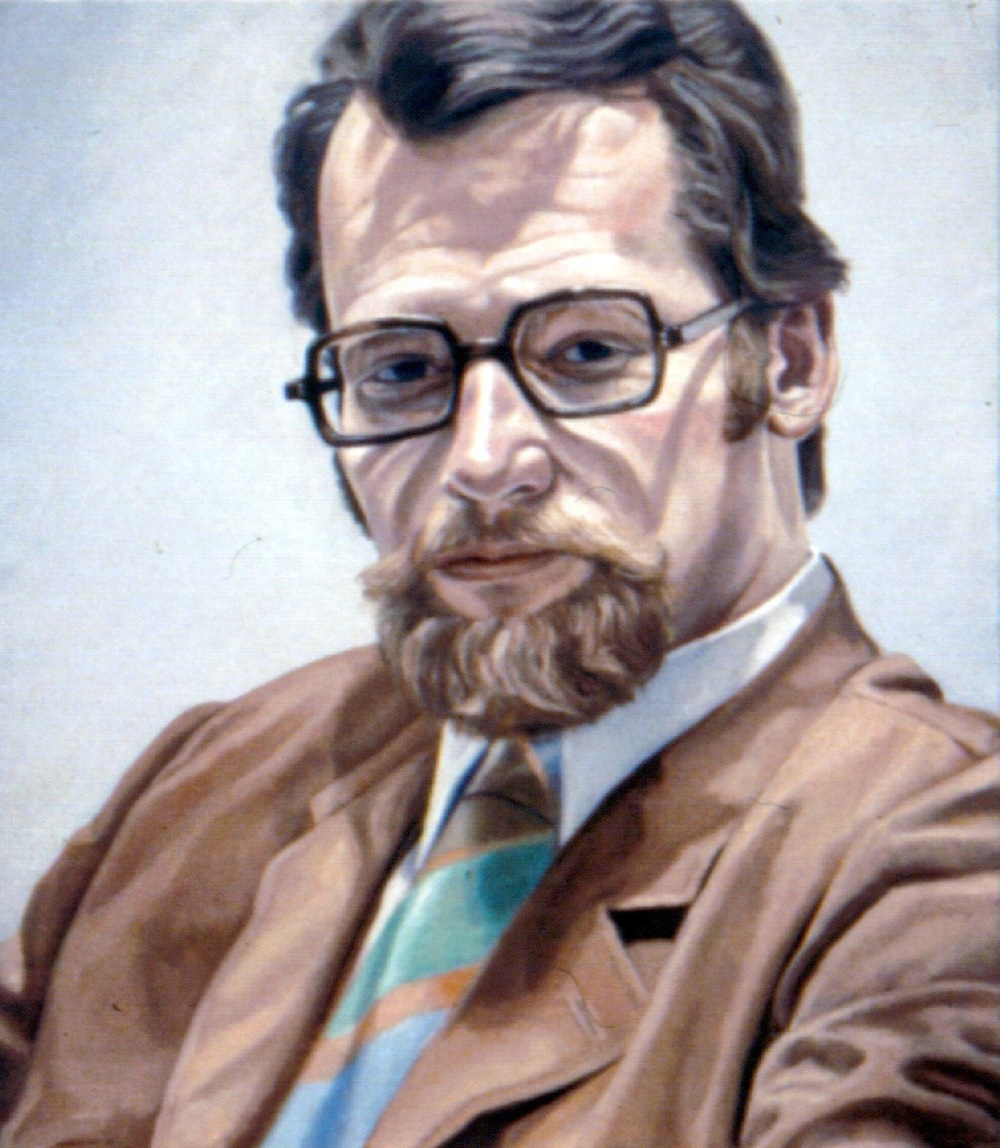 Edward Blackhoff , 1969 Oil on canvas 24 x 18 in