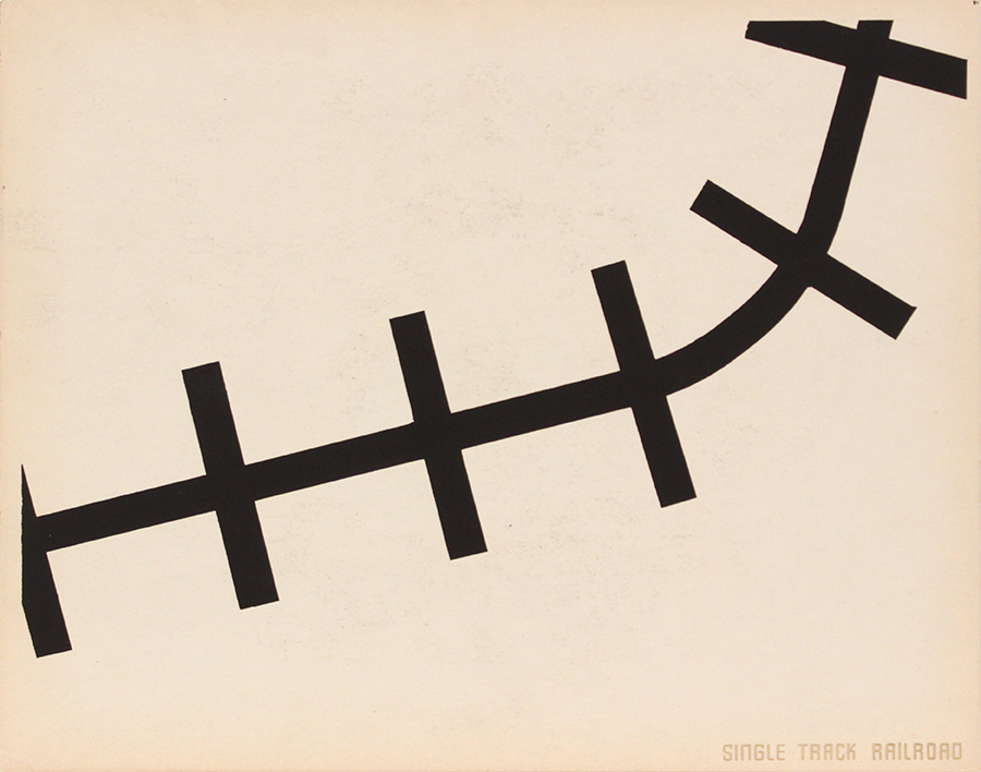 1943-44, Image 61 (Back_Single Track railroad) Silkscreen, 11x14, PPS 1392.JPG