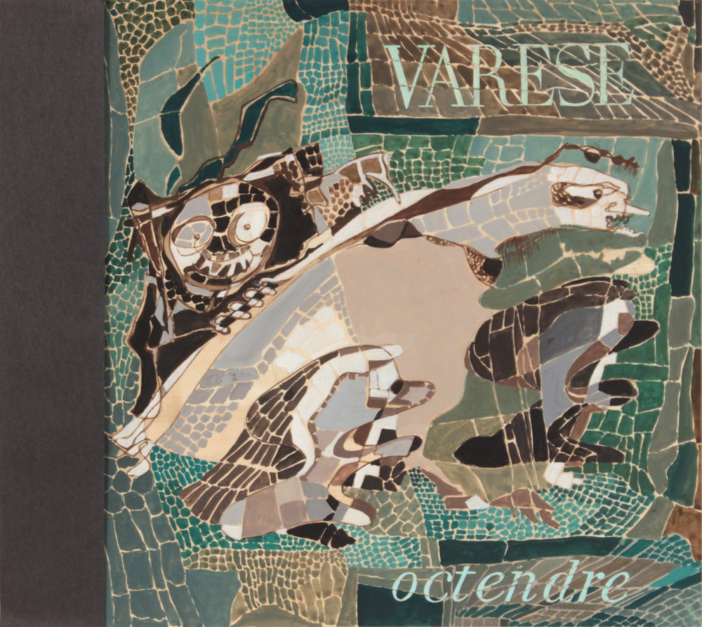9. 1949, Varese Octendre (or Themes from Alban Berg), Tempera on Paper, 12.50x14, PPS 1407.JPG