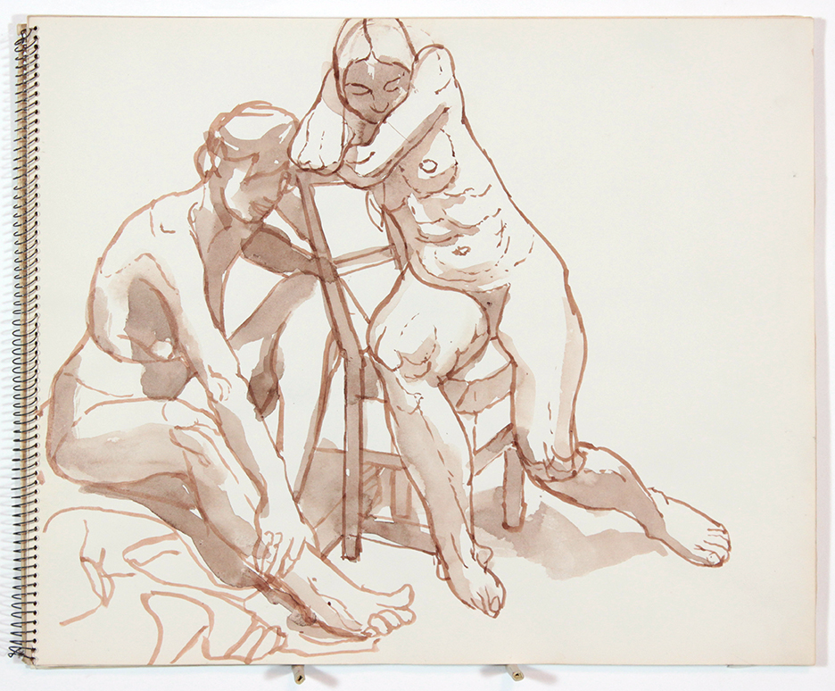 1963, Untitled, Wash, 14x17, SB#7, PPS 1057.jpg