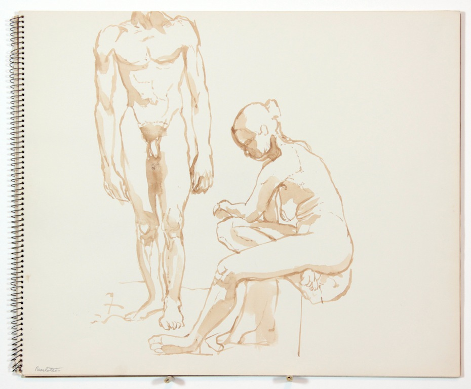 1962 circa, Untitled, Wash, 14x17, SB#13, PPS 1004.JPG