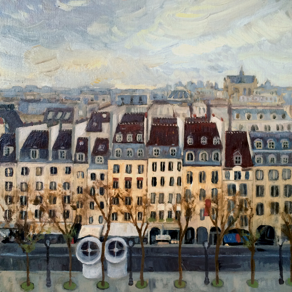 Gray Paris