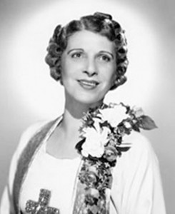 Aimee Semple McPherson: Founder of the Foursquare Church