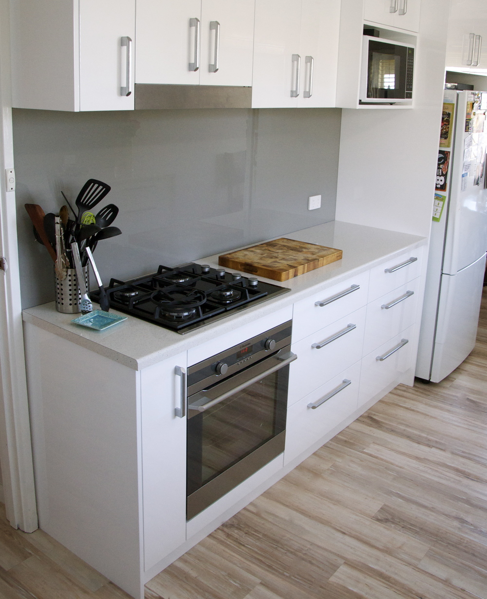 Testimonials infinity kitchens joinery canberra for Kitchen joinery ideas
