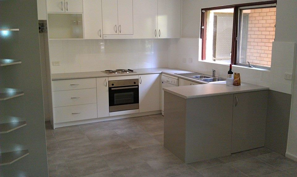 Testimonials infinity kitchens joinery canberra for Kitchen designs canberra